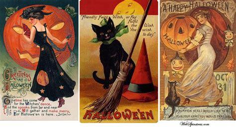 Printable Halloween Postcards | free printable vintage halloween postcards festival