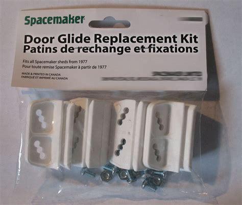 spacemaker shed door glide replacement kit   door glide  ebay