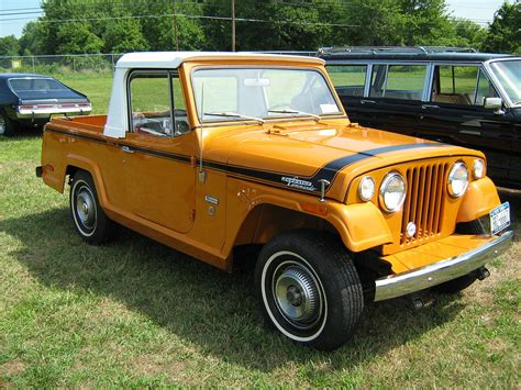 jeep commando jeepster commando