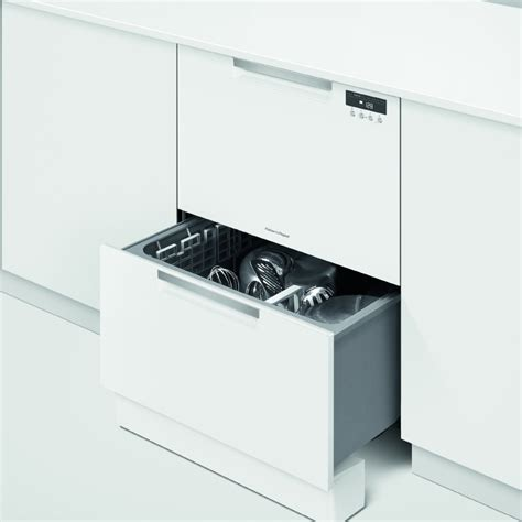 Fisher Paykel Drawer Dishwasher by Fisher Paykel Dd60dahw9 Dishdrawer 81135 White