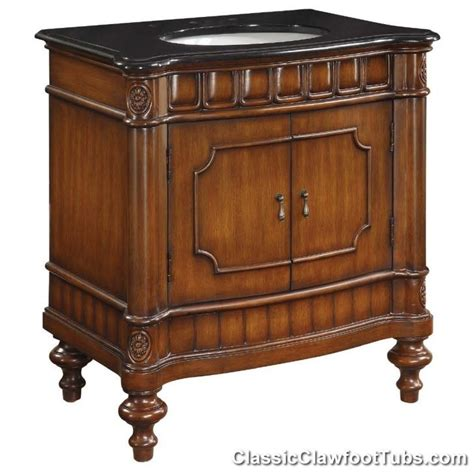 30 quot old fashioned bath vanity classic clawfoot tub