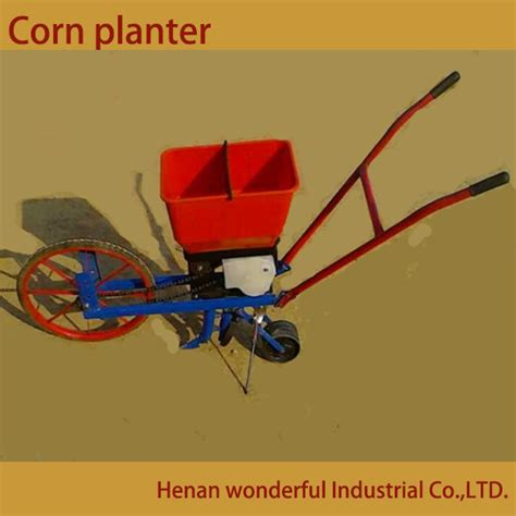 Manual Seed Planter by Wdf Lastest Yellow Manure Corn Manual Seed Planter