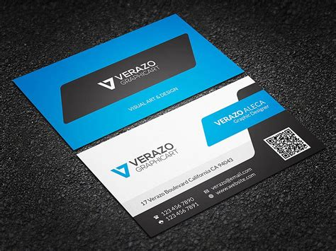 business card photoshop creative 0005 template creative corporate business card business card templates