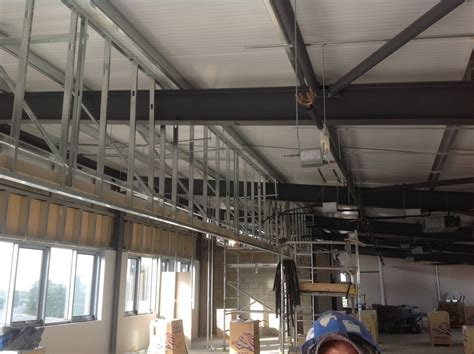 Hull Suspended Ceilings by Cmp Interior Systems Working On The Beacon In Hull Cmp