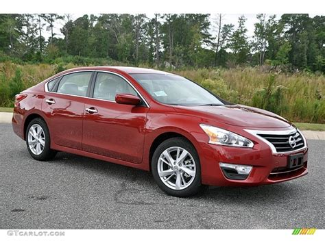 red nissan altima image gallery 2013 altima red