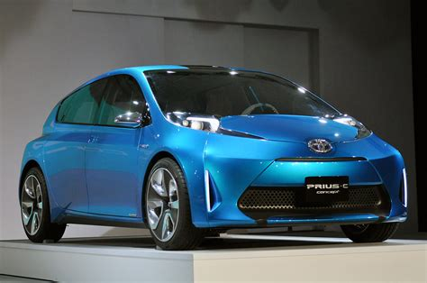 2020 Toyota Prius C by Bedford2020 Car Show 2013