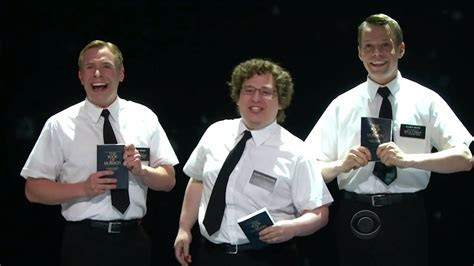 Door Knockers by The Book Of Mormon Broadway Quot Hello Quot Live The 2012