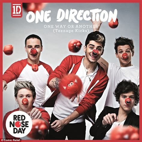 one direction red nose day david cameron makes cameo appearance in comic relief music