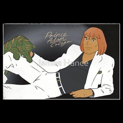 He Man Meme - prince adam s cringer he man thriller unisex t shirt