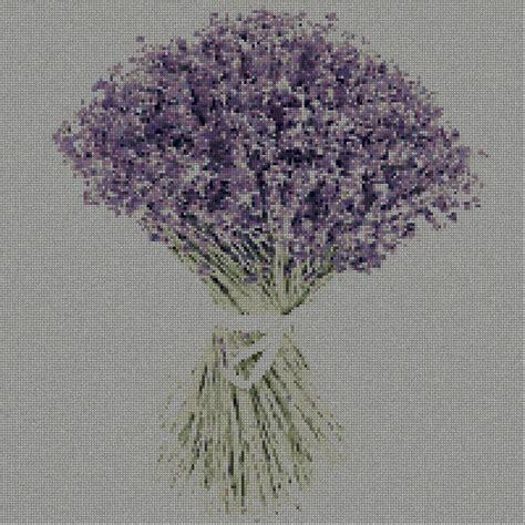 schemi punto croce fiori di lavanda lavanda 02s schema punto croce gratuito da stare