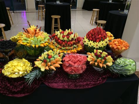 Party Decoration Ideas At Home by Fruit Buffets Fruit Buffet Edible Fruit