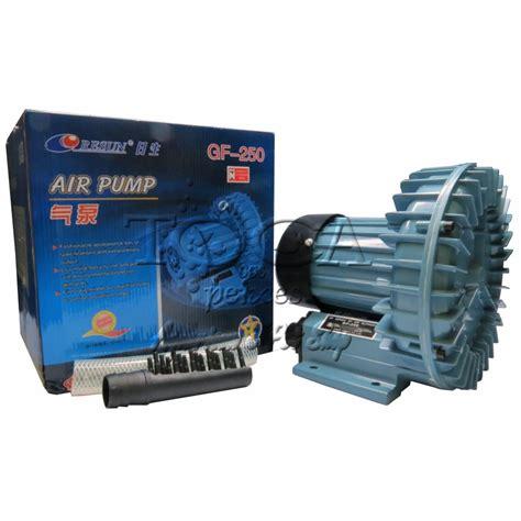 Resun Gf 370 Pompa Udara Heavy Duty Air Blower 2 jual air blower tambak resun gf 250 kios kecilku