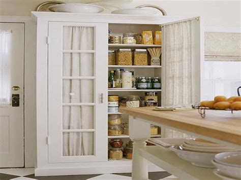 Free Standing Kitchen Pantry Furniture Cabinet Shelving Free Standing Pantry In Your Room Free Standing Pantry Cabinet For Kitchen