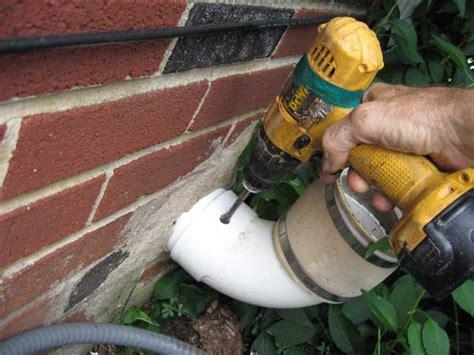 radon fan stopped working radon fan replacement fan by pass drain for radon