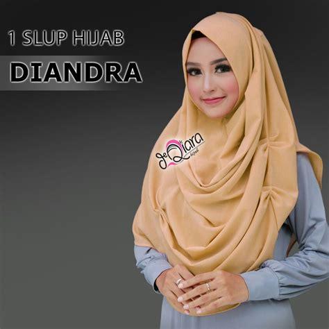 Jilbab Instan jilbab instan modis diandra terbaru harga murah bundaku net