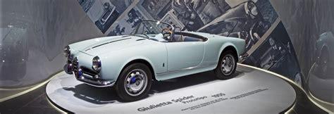Alfa Romeo Museum by Museo Storico Alfa Romeo