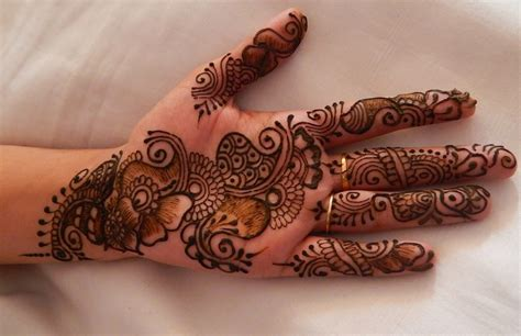 easy mehndi designs simple arabic tattoo