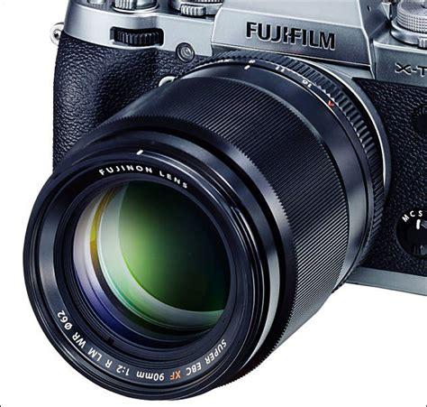 Fujinon Lens Xf90mmf2 R Lm Wr 90mm f2 fujifilm fujinon xf r lm wr lens personal view talks