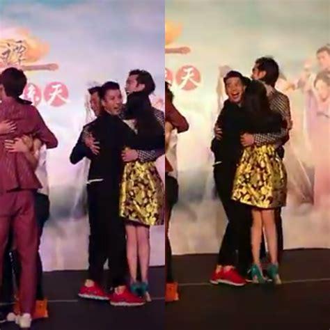 godfrey gao y su novia official gao wei guang vengo gao 高伟光 dilraba
