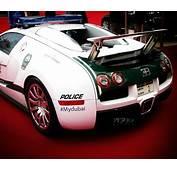 Bugatti Veyron Police Car  Cars On Camera Pinterest