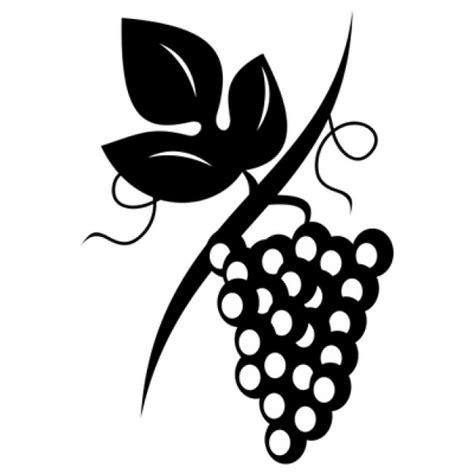 racimo de uvas corel ilustraci 243 n uvas de vino limpio vector descargar