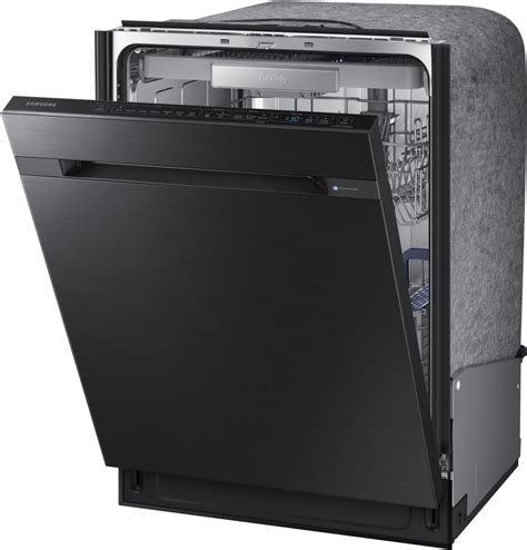 Samsung Dishwasher Samsung Dw80m9960 Fully Integrated Dishwasher With Flextray Waterwall Autorelease Door