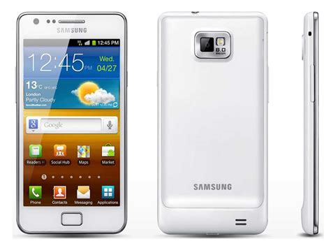 galaxy s specs samsung galaxy s ii i9100 price review specifications