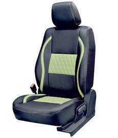 elaxa black car seat cover for maruti alto k10 buy elaxa
