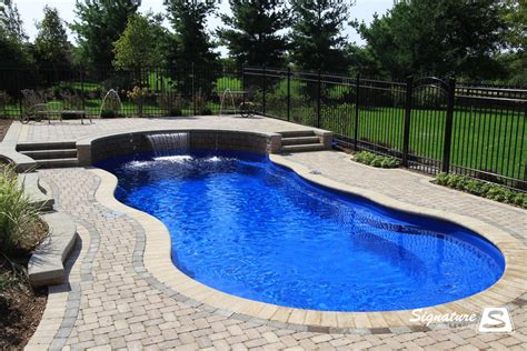 inground pool cost 171 hidden water pools cost