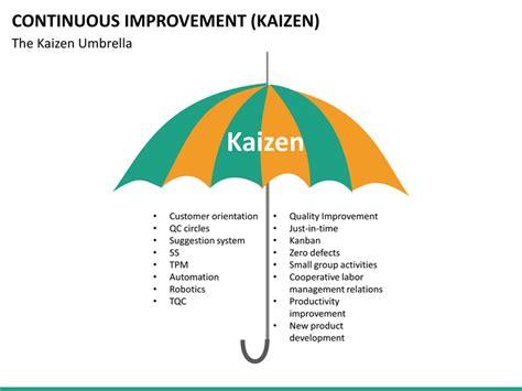 ppt templates for kaizen continuous improvement powerpoint template sketchbubble