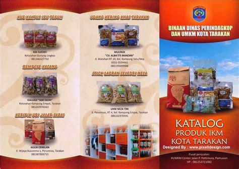 contoh desain grafis brosur contoh brosur bazar makanan contoh o