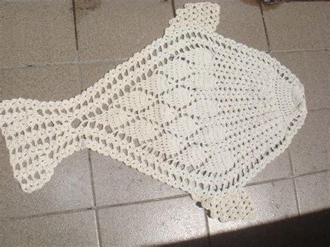 tapetes de croche b43964 tapetes de crochaa pictures to pin on tapete peixe em croch 234 croch 202 tada elo7