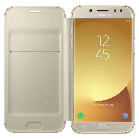Samsung J5 Gold 2018 samsung galaxy j5 2017 wallet cover goud