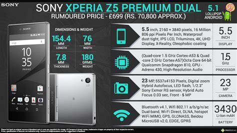 Xperia Z5 Premium Dual sony xperia z5 premium dual