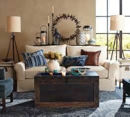 pottery barn living room furniture pottery barn