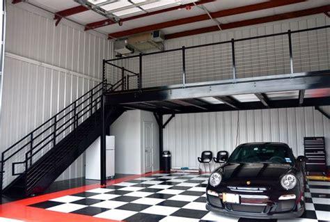 Garage Mezzanine by Garage Mezzanine Ideas Studio Design Gallery Best