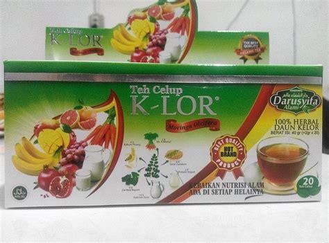Teh Murah sedia teh daun kelor harga murah yang kaya manfaat