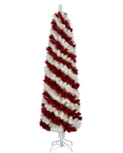 peppermint stick pencil christmas tree treetopia