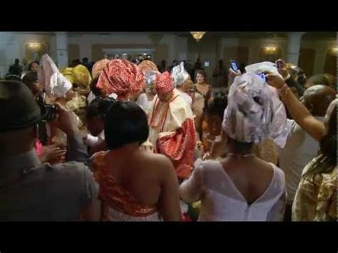 Best African Wedding Entrance Dance Ever With Nigerian
