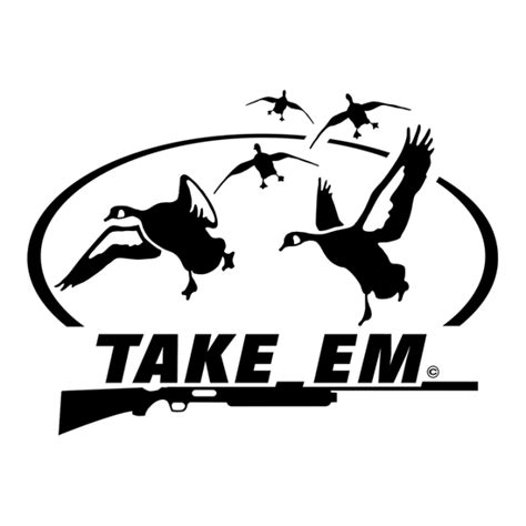 Waterfowl Stickers