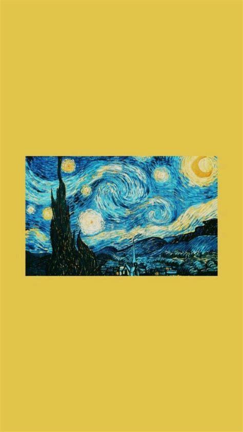 pin  hollisaurus  backgrounds starry night wallpaper