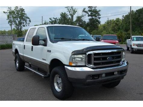 how it works cars 2004 ford f250 on board diagnostic system used 2004 ford f250 super duty lariat crew cab 4x4 for sale stock 9329c dealerrevs com