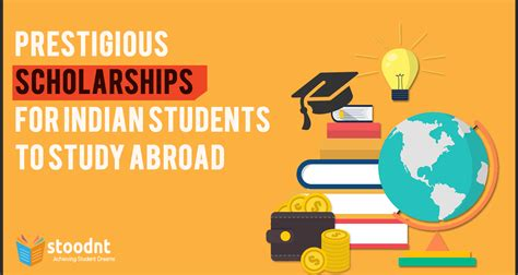 Financial Aid For Mba Abroad by Prestigious Scholarships For Indian Students To Study