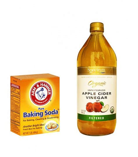 Baking Soda And Vinegar Hair Detox by 15 Products To Help You Go Shoo Free Brit Co