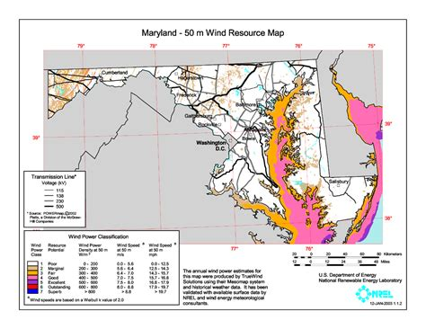 Search Md Us Wind Power In Maryland