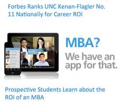 Forbes Best Roi Mba by Forbes Ranks Unc Kenan Flagler Business School S Time