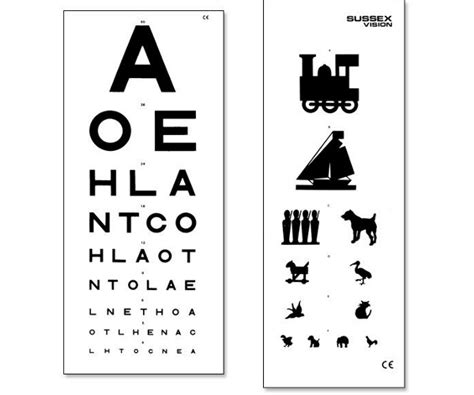printable child eye chart 7 best images of vision test chart printable vision test