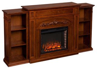 Fireplaces Bradford by Shop Houzz Southern Enterprises Bradford Bookcase