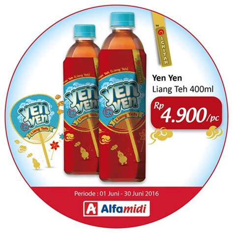 Teh Ichitan Indo ichitan yen yen seeks to cool spicy food mini me insights