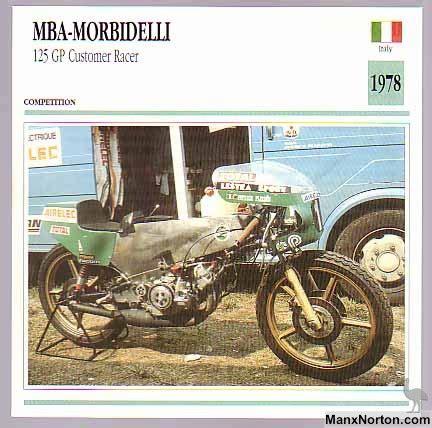 Mba Atlas by Mba 1978 Morbidelli